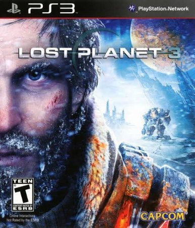 Jogo Lost Planet PS3 Usado