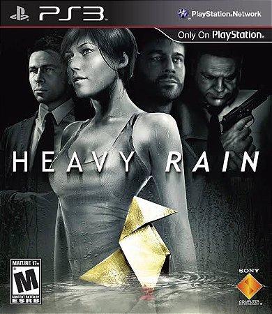 Jogo Heavy Rain PS3 Usado