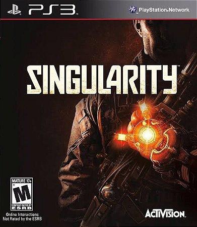 Jogo Singularity PS3 Usado
