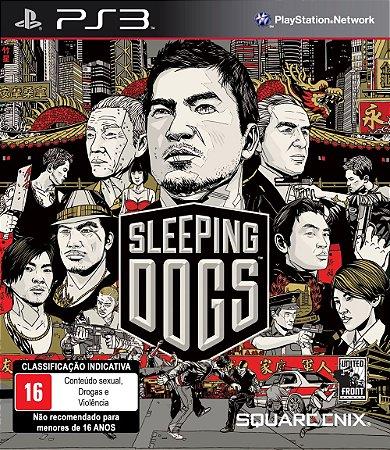 Jogo Sleeping Dogs PS3 Usado