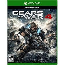 Jogo Gears of War 4 Xbox One Usado