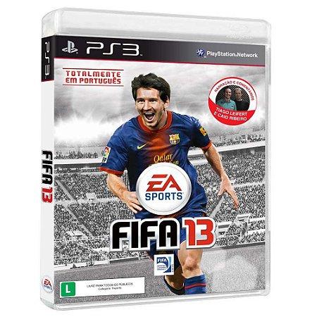 Jogo FIFA 13 X360 Usado