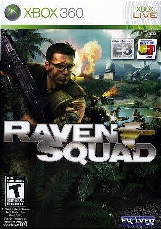 Jogo Raven Squad X360 Usado