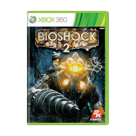 Jogo Bioshock 2 X360 Usado