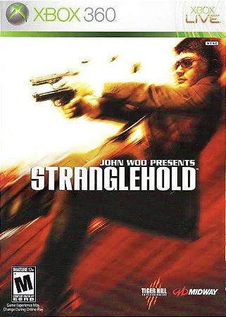 Jogo Stranglehold X360 Usado