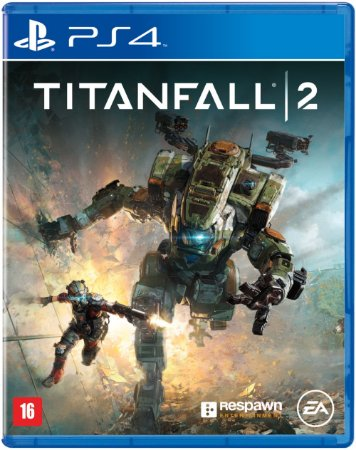 Jogo Titanfall 2 PS4 Usado