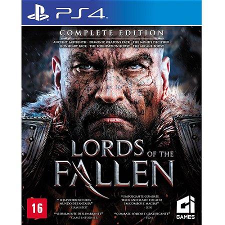 Jogo Lords of the Fallen PS4 Usado
