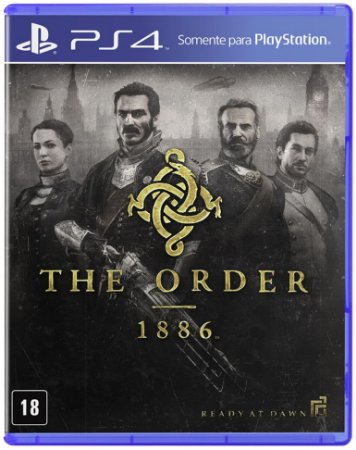 Jogo The Order 1886 - PS4