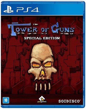 Jogo Tower of Guns Special Edition PS4 Usado