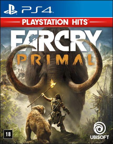 Jogo Far Cry Primal Xbox One Usado