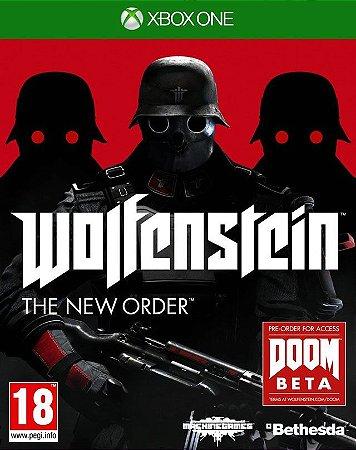 Jogo Wolfenstein The New Order Xbox One Usado