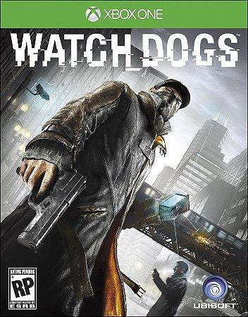 Jogo Watch Dogs Xbox One Usado