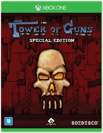 Jogo Tower of Guns Special Edition Xbox One Usado
