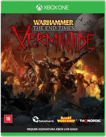 Jogo Warhammer: End Times - Vermintide - Xbox One