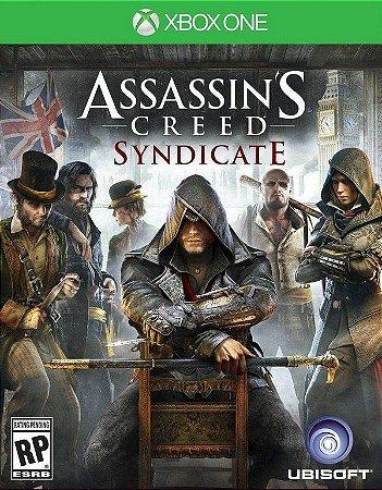 Jogo Assassin's Creed: Syndicate Xbox One Usado
