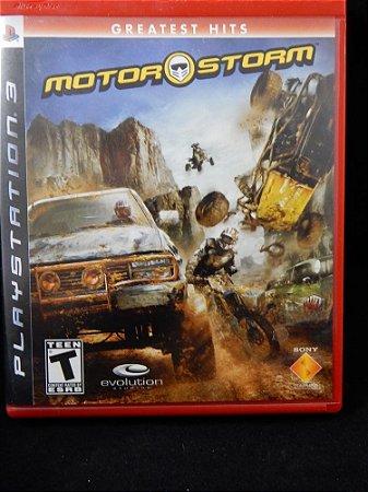 Jogo Motorstorm PS3 Novo