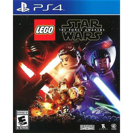 Jogo LEGO: Star Wars The Force Awakens Xbox One Usado