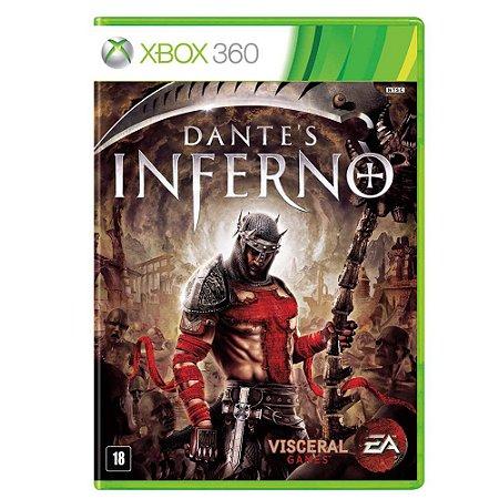 Jogo Dante's Inferno Xbox 360 Usado