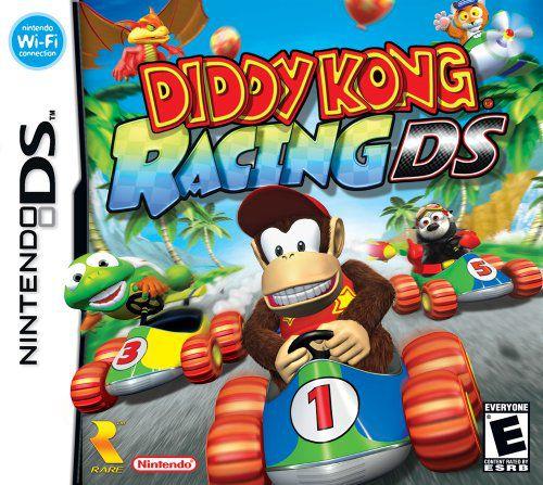 Jogo Diddy Kong Racing DS Usado
