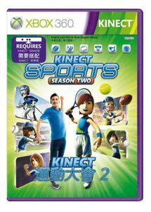 Jogo Kinect Sports Season Two X360 usado