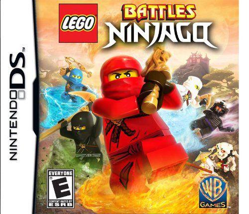 Jogo LEGO Battles Ninjago NDS Usado