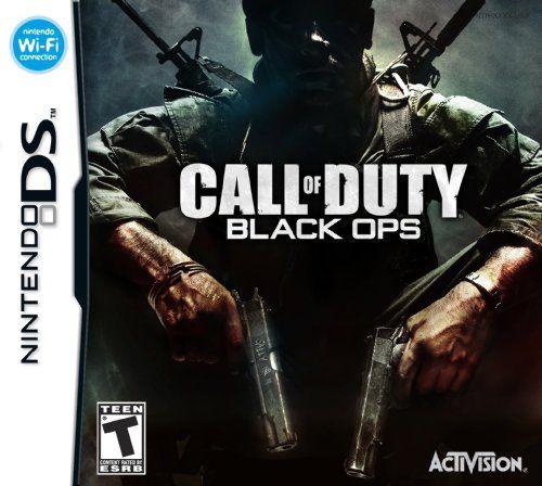 Jogo Call of Duty Black Ops NDS Usado