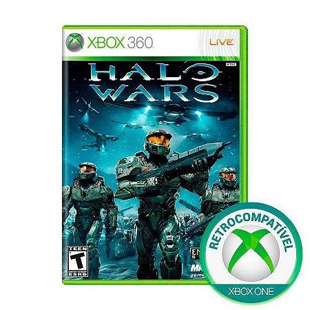 Jogo Halo Wars X360 Usado
