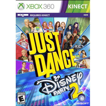 Jogo Just Dance Disney Party 2 X360 Usado