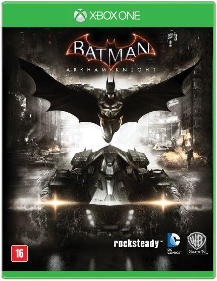 Jogo Batman Arkham Knight Xbox One Usado
