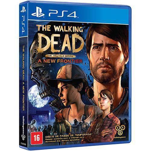 Jogo The Walking Dead A New Frontier PS4 Novo