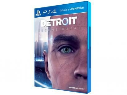 Jogo Detroit Become Human PS4 Novo