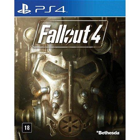 Jogo Fallout 4 PS4 Usado