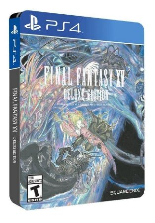 Jogo Final Fantasy XV Deluxe Edition PS4 Novo