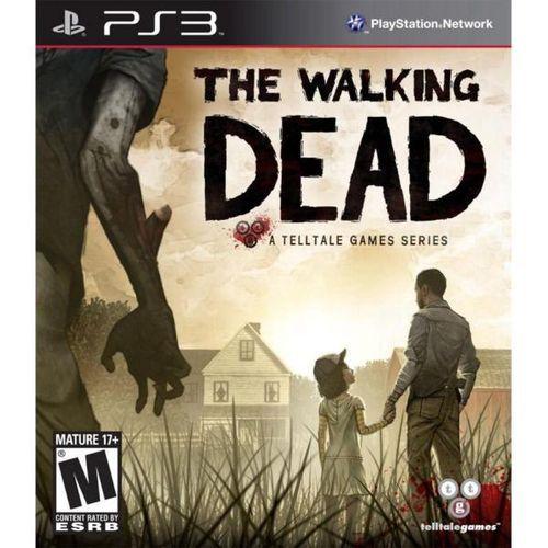 Jogo The Walking Dead X360 Usado