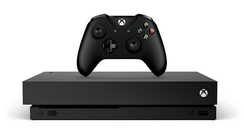 Console Xbox One X 1TB - Usado