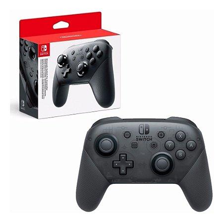 Periférico Pro Controller Nintendo Switch Usado
