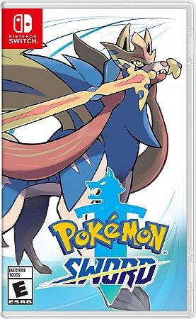 Jogo Pokémon Sword Nintendo Switch Usado
