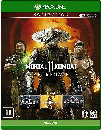 Mortal Kombat Aftermath - Xbox One