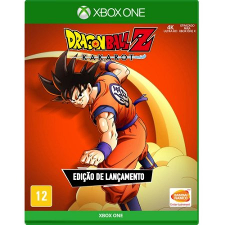 Jogo XBOX ONE Novo Dragon Ball Z: Kakarot
