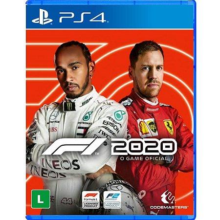 Jogo PS4 Novo F1 2020