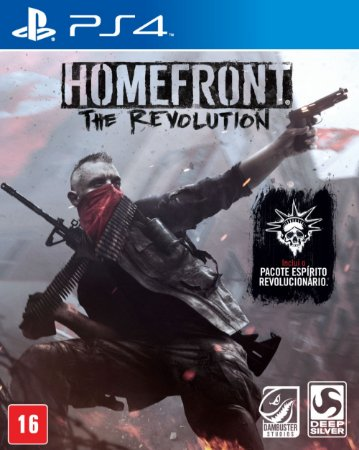 Homefront: The Revolution - PS4