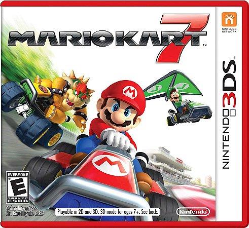 Jogo Nintendo 3DS Usado Mario Kart 7