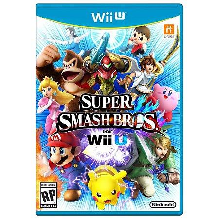 Super Smash Bros for WiiU - Nintendo WiiU