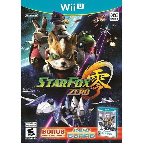 Jogo Nintendo WiiU Usado StarFox Zero + StarFox Guard
