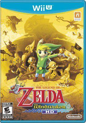 The Legend of Zelda: The Wind Waker HD - Nintendo Wii U