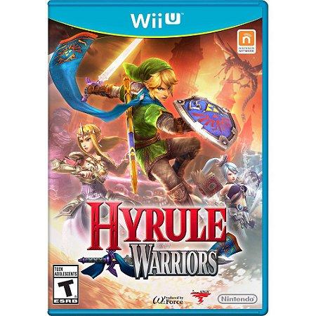 Jogo Nintendo WiiU Usado Hyrule Warriors