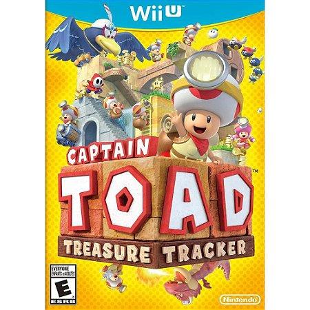 Captain Toad Treasure Tracker - Nintendo WiiU