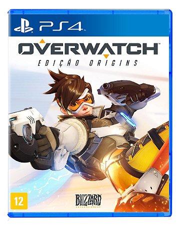 Jogo PS4 Usado Overwatch