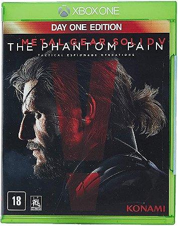 Jogo XBOX ONE Usado Metal Gear Solid V: The Phantom Pain