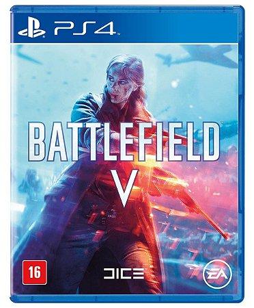 Jogo PS4 Usado Battlefield V